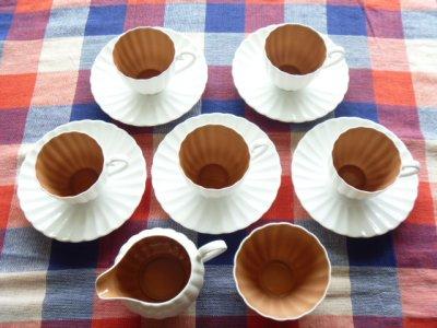 画像3: スージークーパー・FLITE・オレンジブラウン・コーヒーセット