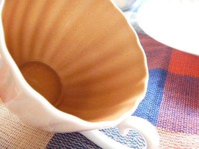 画像1: スージークーパー・FLITE・オレンジブラウン・コーヒーセット